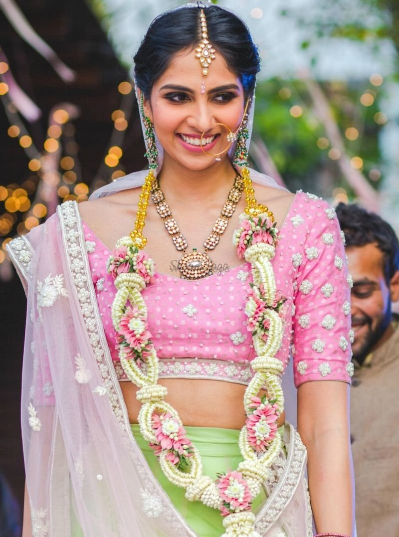 Wedding Garlands A Traditional Yet Modern Symphony Flower Fashion India